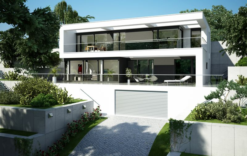 Grundriss Bungalow Okal : Neues Hauskonzept von OKAL bezieht BauhausStil ein