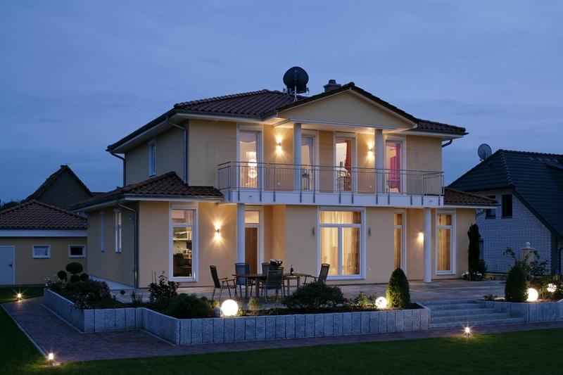 Mediterane Villa 180 m²