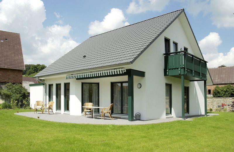 einfamilienhaus mit 140 m. Black Bedroom Furniture Sets. Home Design Ideas